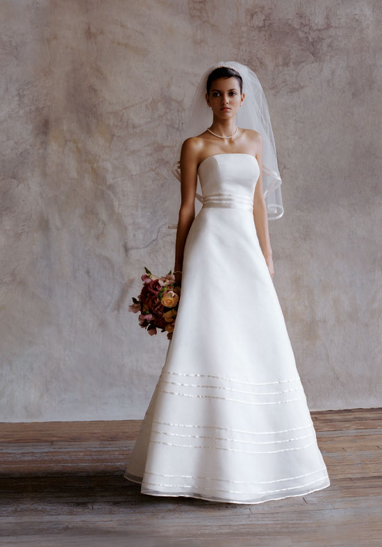 ec2f3244e3 Wklejam dwie sukienki z kolekcji David s Bridal - bardzo skromne